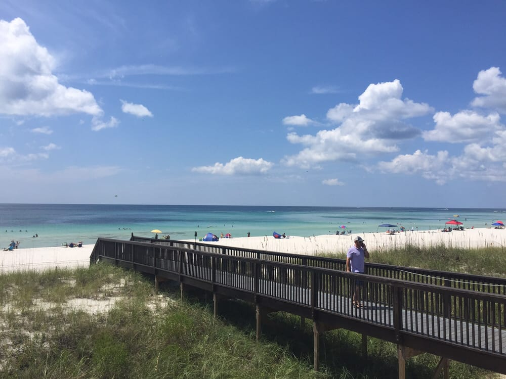 Runaway Island Beach Bar And Grill Panama City Beach Fl