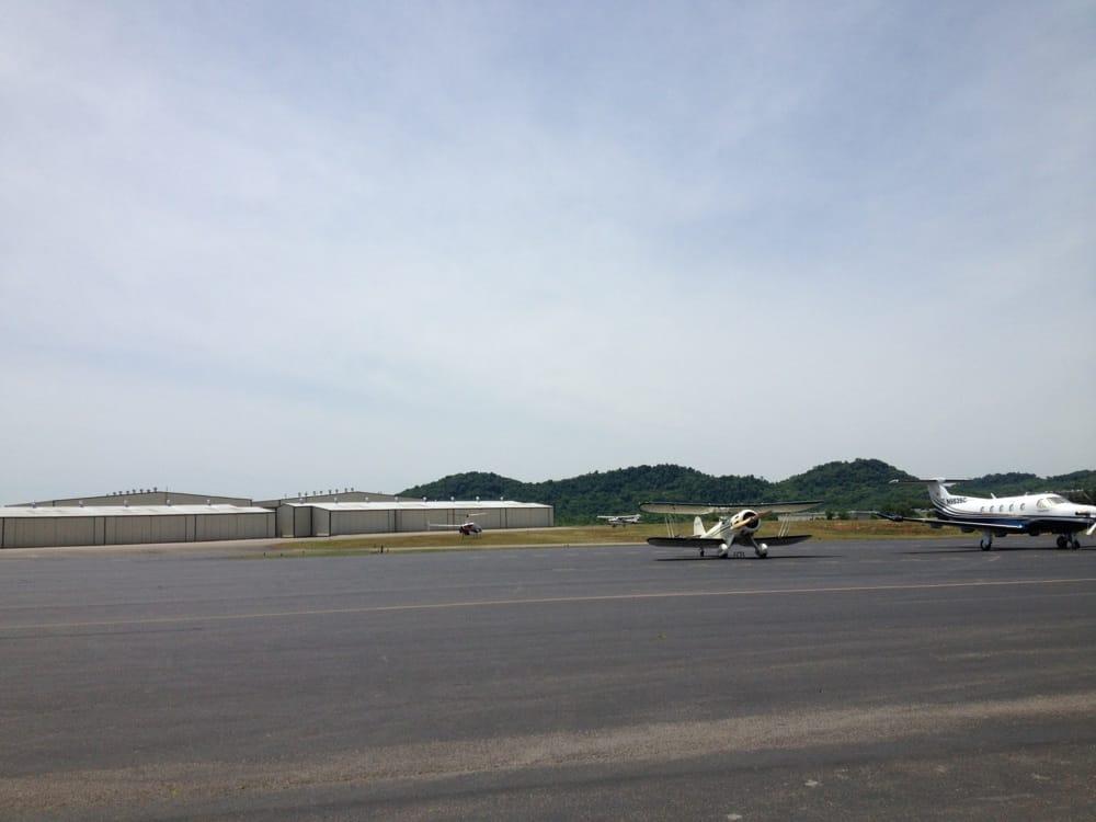 John C Tune Airport
