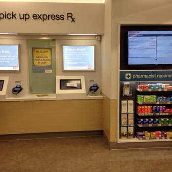 photo of walgreens chicago il united states out if order express kiosk - Walgreens Open Christmas Day