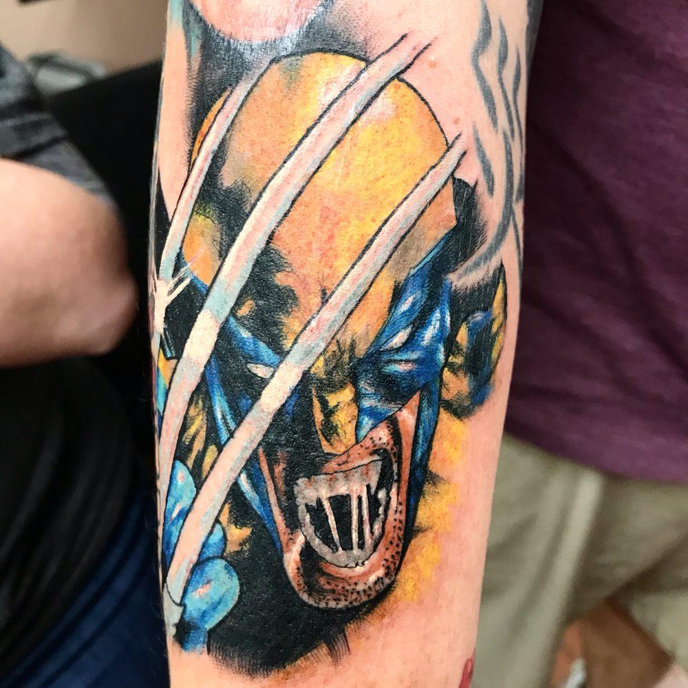 Evil Twin Tattoo: 4889 E Craig Rd, Las Vegas, NV