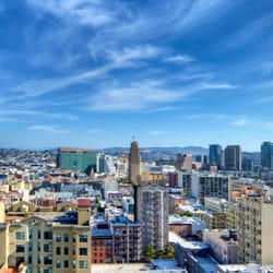 Photo Of Geary Courtyard Apartments San Francisco Ca United States Views