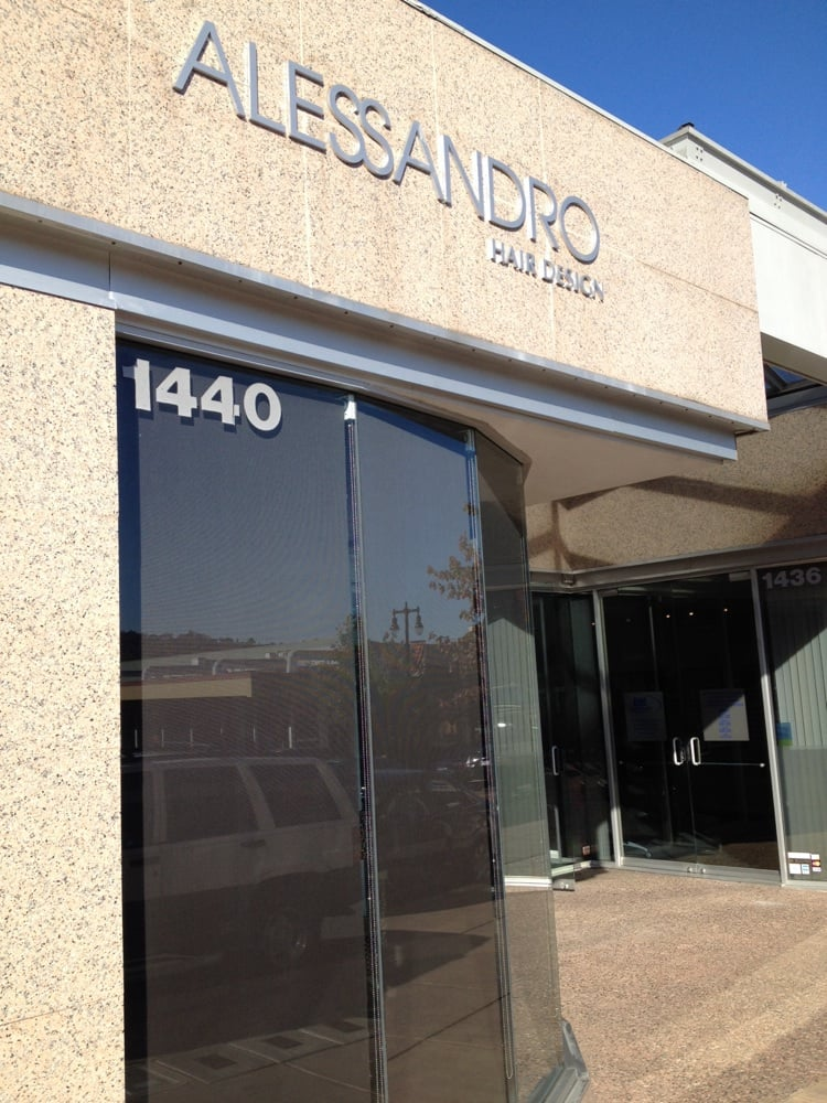Alessandro salon 19 reviews hairdressers 1440 4th st for 4th street salon