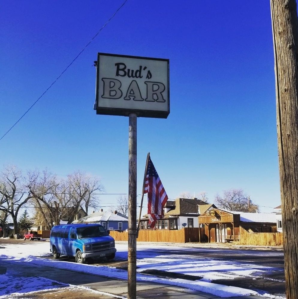 Bud's Bar: 354 W University Ave, Laramie, WY