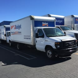 Rent a truck los angeles