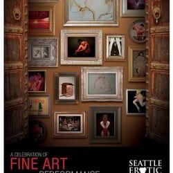 Not Seattle erotic art