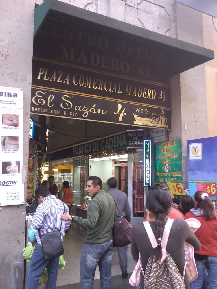 Centro Ptico Madero Optometristas Francisco I Madero