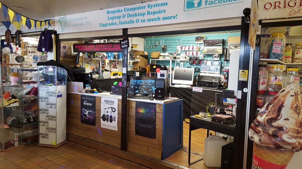 Cheshire Custom PC