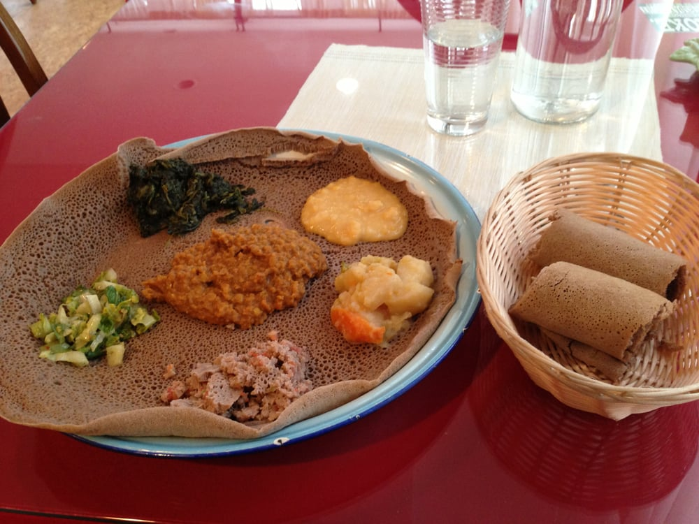 Habesha Ethiopian Restaurant And Bar Portland Or