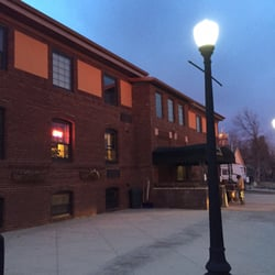 Photo Of Calvert Hotel Lewistown Mt United States Early Morning From The