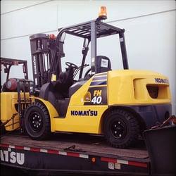 Komatsu Forklift of Ontario - Machine & Tool Rental - 1625 Fremont
