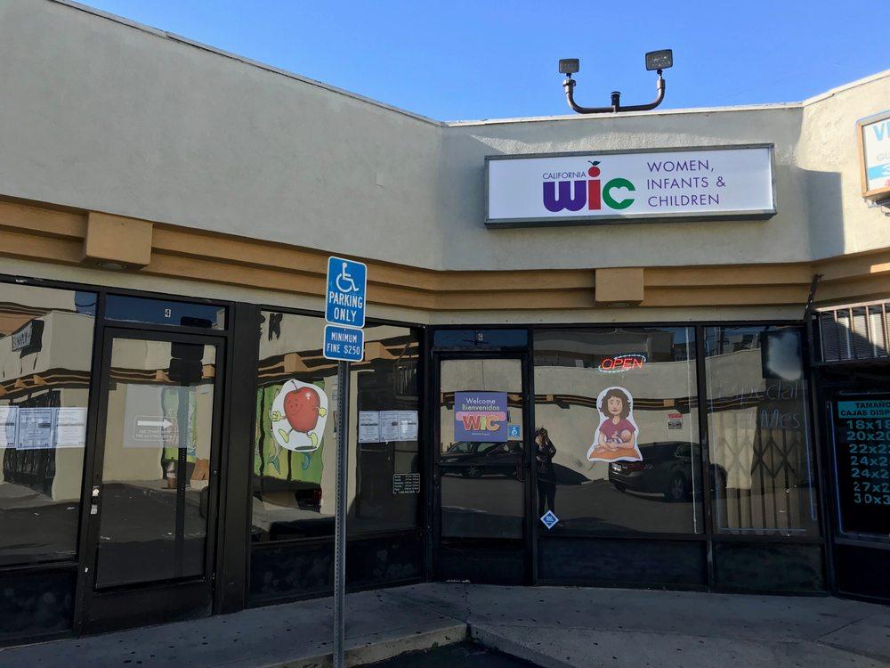 WIC: 4100 W Pico Blvd, Los Angeles, CA