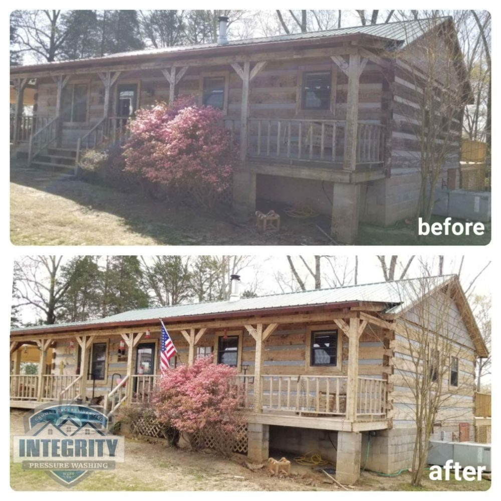 Integrity Pressure Washing: 541 Wiley Park Rd, Jackson, TN