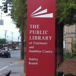 Oakley Library Cincinnati