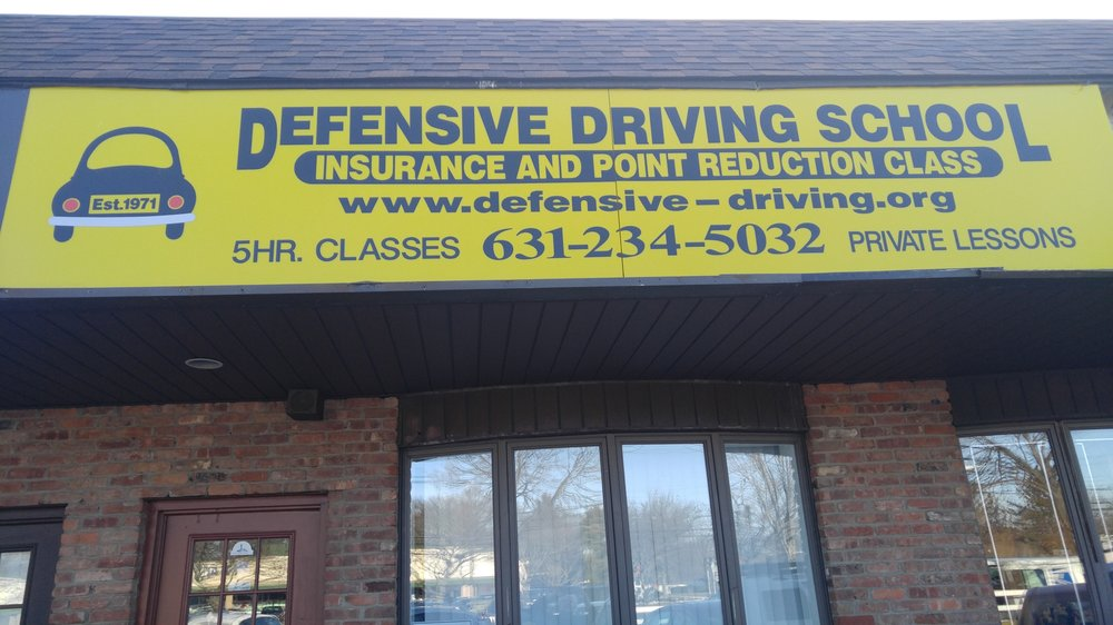 Defensive Driving School: 156 Wheeler Rd, Central Islip, NY