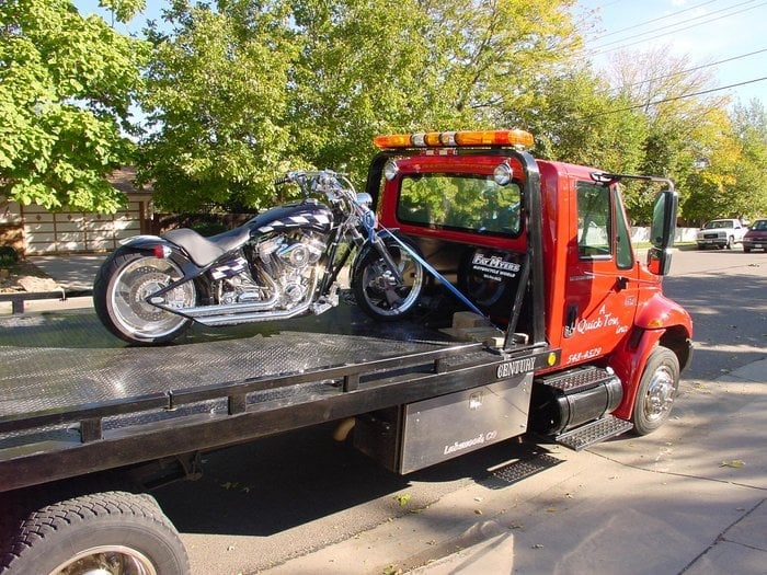Towing business in Lakewood, CO