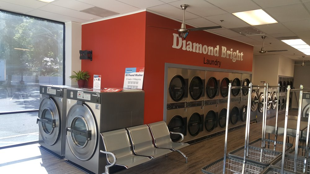 Diamond Bright Laundry: 3385 S US Hwy 17-92, Casselberry, FL