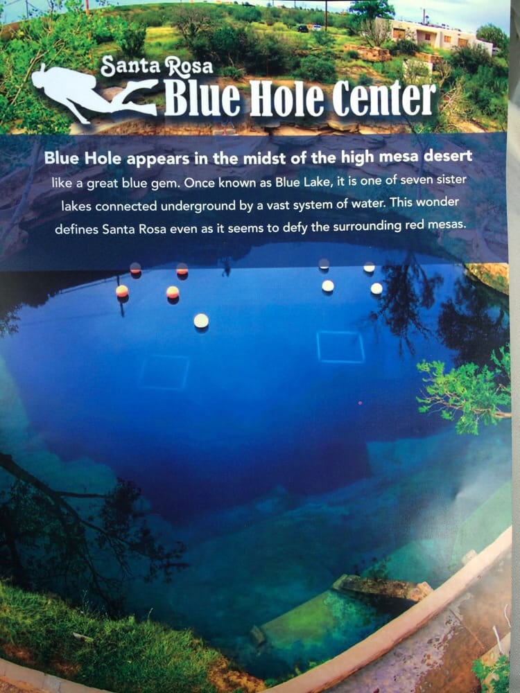 Santa Rosa Dive Center: 1085 Blue Hole Rd, Santa Rosa, NM