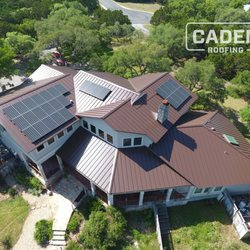 Photo Of Caden Roofing   Austin, TX, United States. Standing Seam Metal Roof