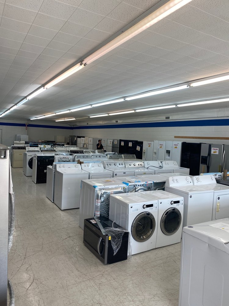 Appliance Center Of Shelby: 508 W Dixon Blvd, Shelby, NC