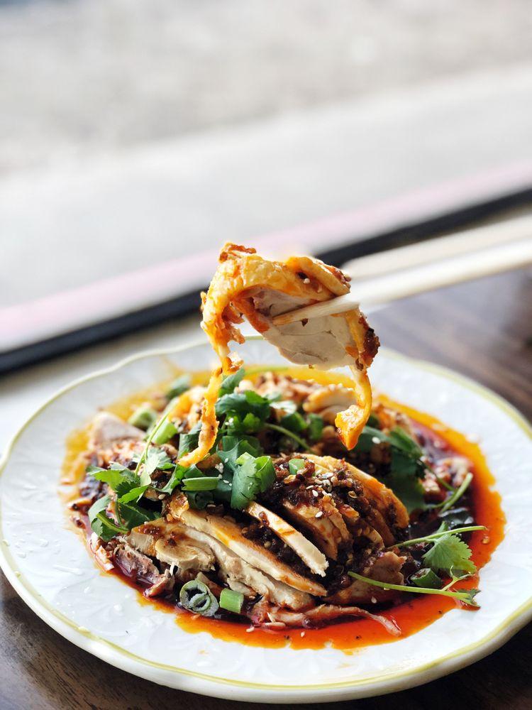 Yunnan Style Rice Noodle: 10675 San Pablo Ave, El Cerrito, CA