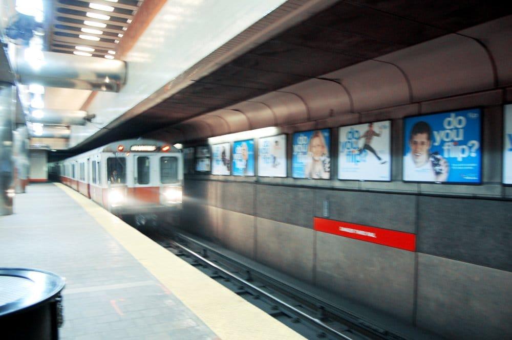 Red Line MBTA