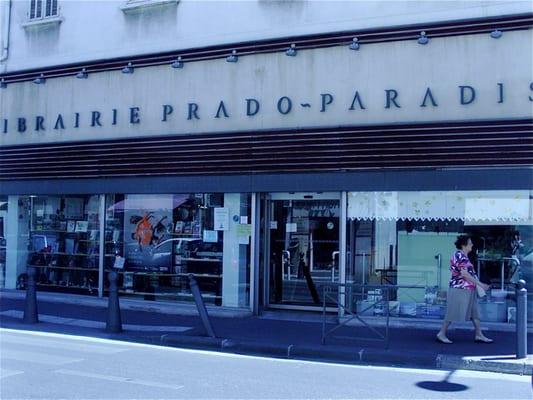 Librairie Prado-Paradis