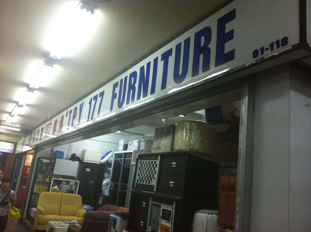TPY 177 Furniture