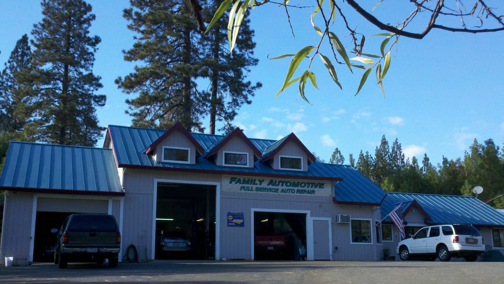 Alta Sierra Family Automotive: 15563 State Hwy 49, Grass Valley, CA