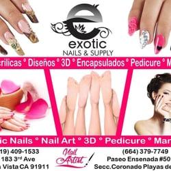 Exotic Nails 134 Photos 22 Reviews Nail Salons 1183 3rd Ave