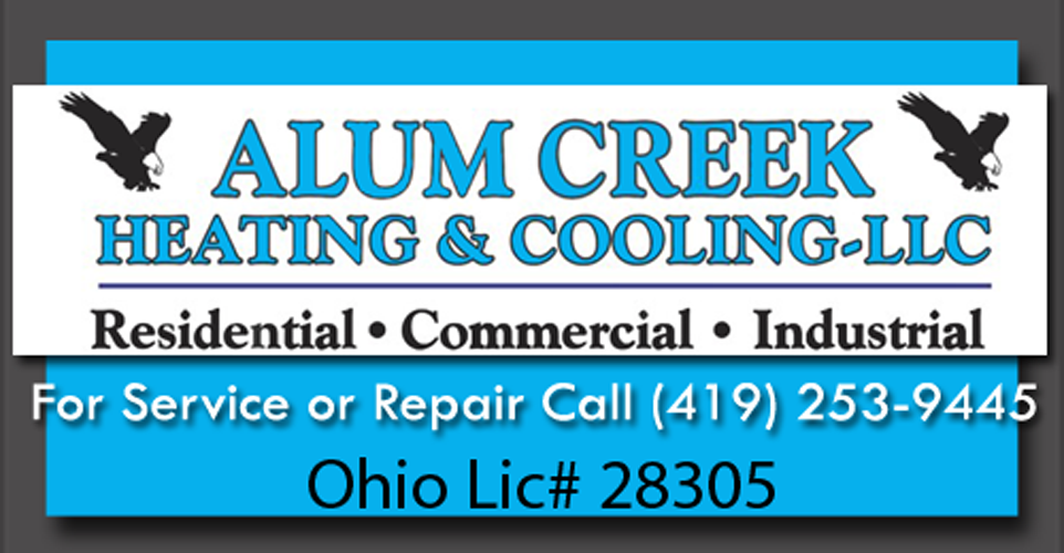 Alum Creek Heating & Cooling: 637 State Rte 61, Marengo, OH
