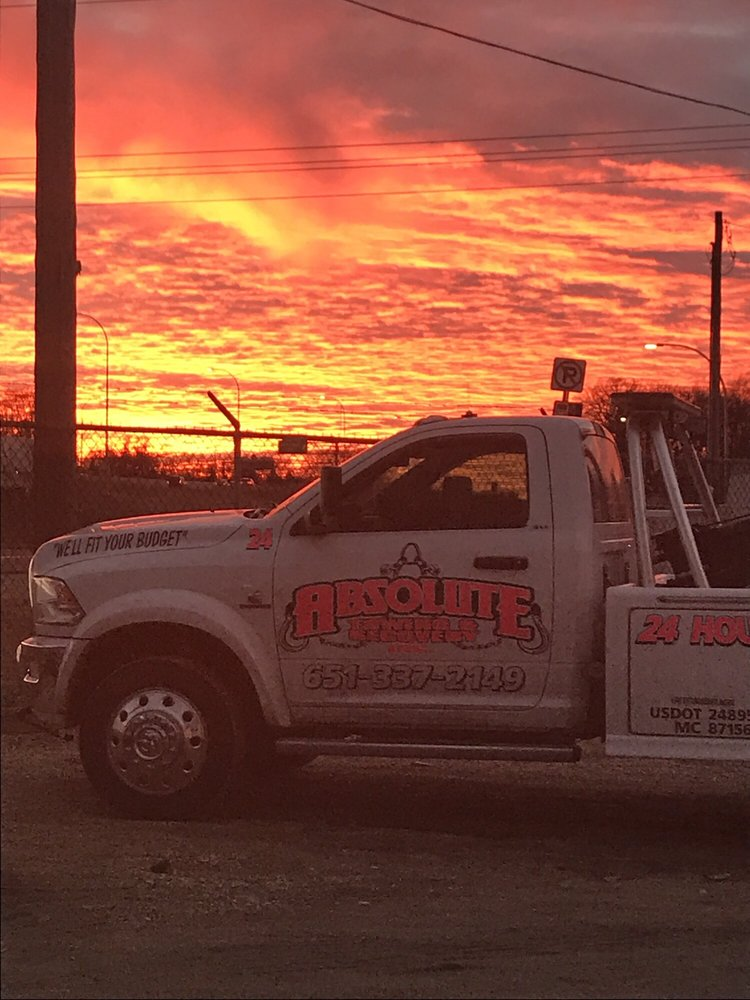 Absolute Towing: 2757 Hudson Rd, Oakdale, MN