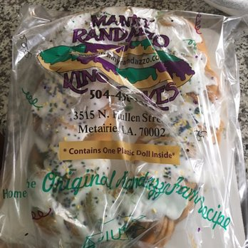 Photo Of Manny Randazzo King Cakes Metairie La United States Regular