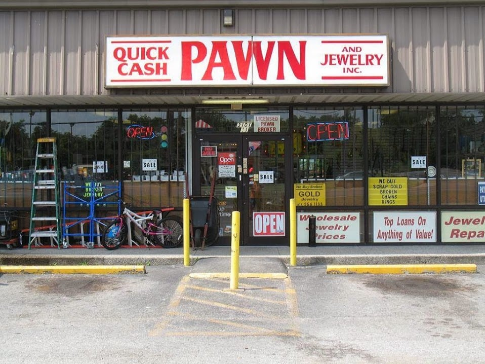 quick cash pawn jewelry pawn shops 3101 clarksville