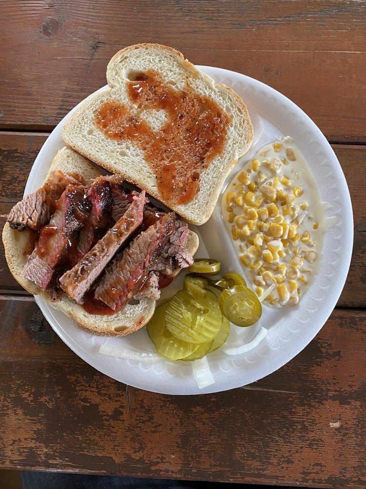Pure Country Smokin BBQ: 17950 Pleasanton Rd, San Antonio, TX