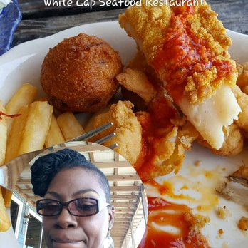 Photo Of White Cap Seafood Restaurant Gulfport Ms United States