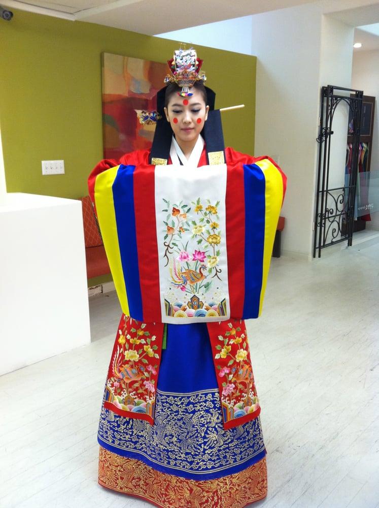 Beautiful Korean Traditional Wedding Dress For Paebek Yelp