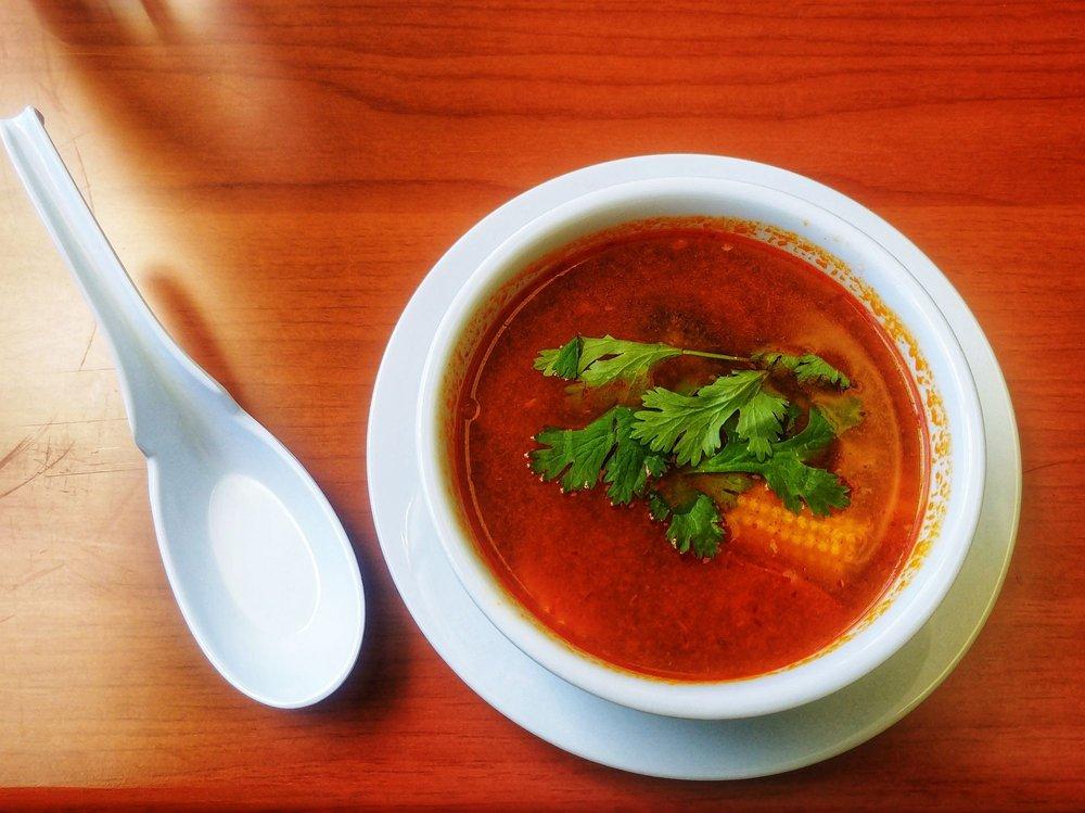 Tasty Thai: 5501 Main St, Del City, OK