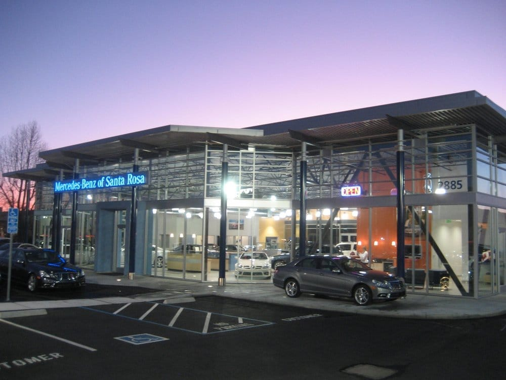mercedes benz of santa rosa motor mechanics repairers