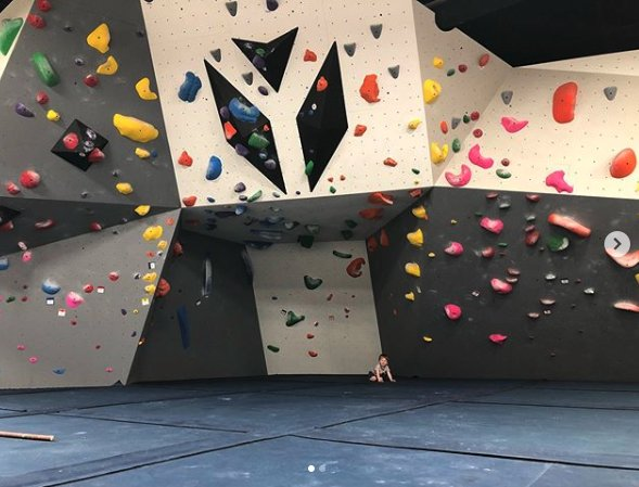 The Proving Ground Bouldering Gym: 1503 E College Ave, Normal, IL