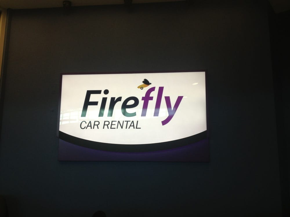 Firefly Rental Car Miami
