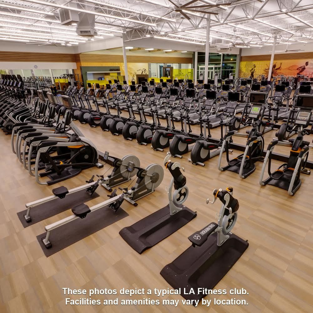 LA Fitness - 43 Photos & 16 Reviews - Gyms - 6025 Cumming Hwy, Sugar ...
