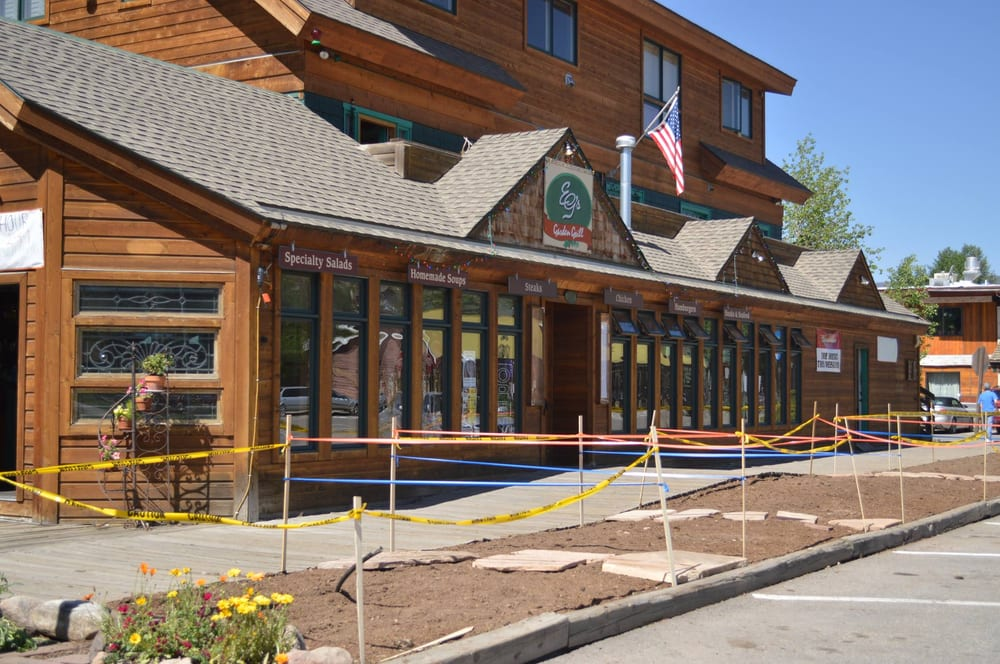 E G S Garden Grill Closed 32 Reviews American Traditional 1000 Grand Ave Grand Lake