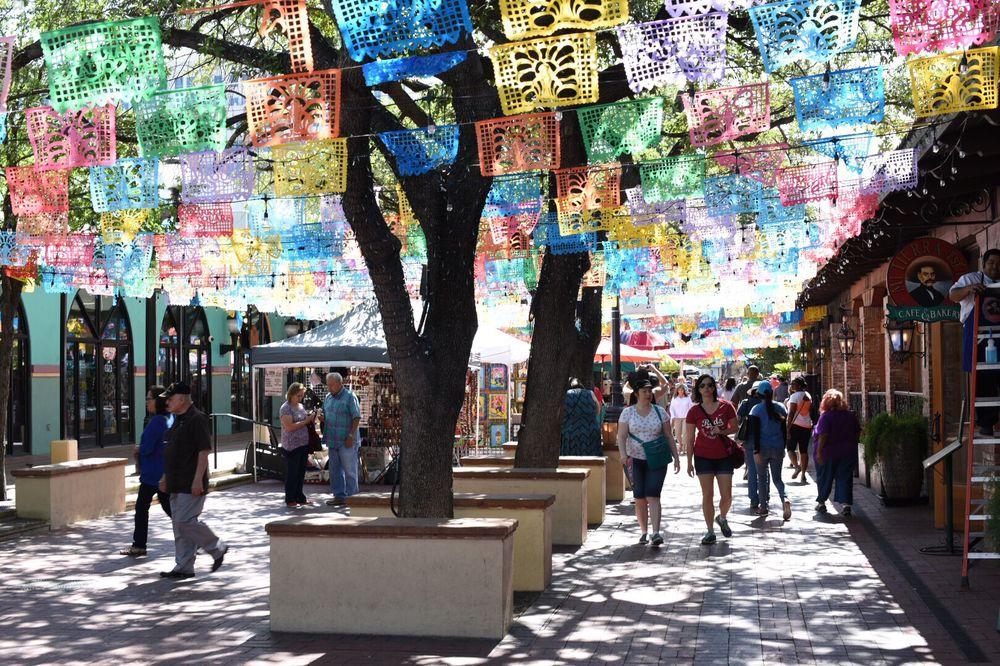 Photos For Historic Market Square San Antonio Yelp