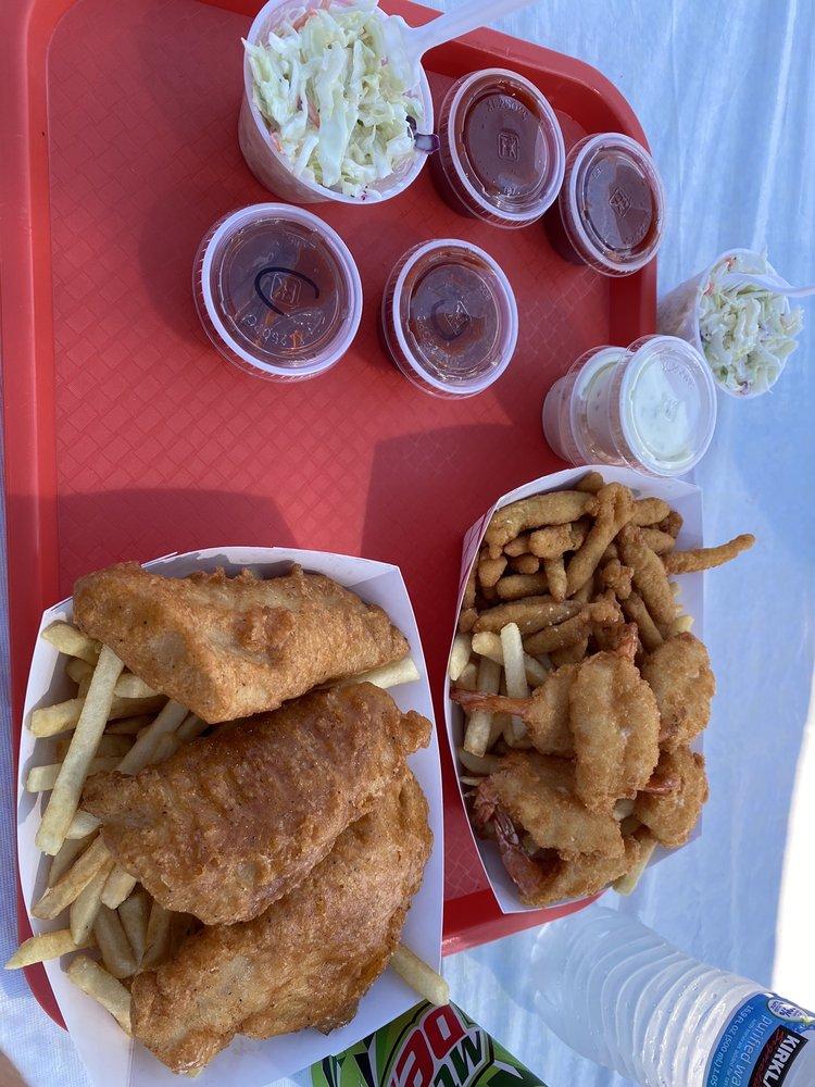 Alaska Wild Fish & Chip: 235 Marine Dr, Blaine, WA