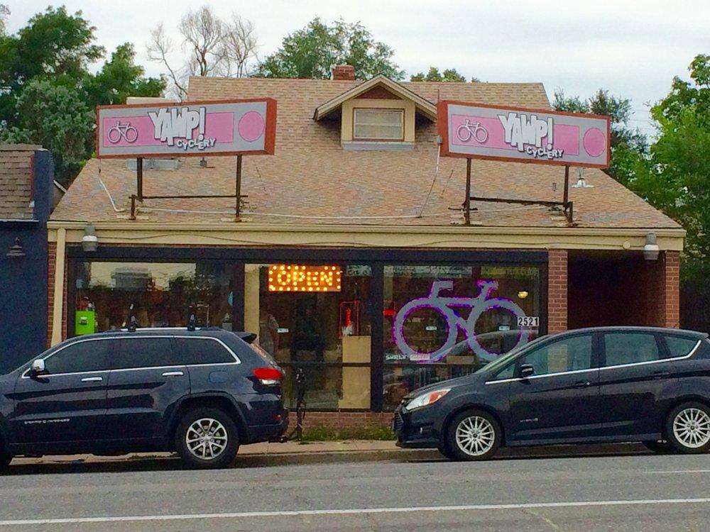 Yawp Cyclery: 2521 Sheridan Blvd, Edgewater, CO