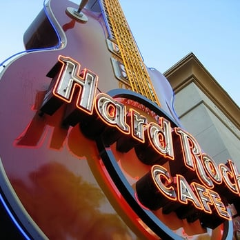 Hard Rock Cafe Sacramento Ca