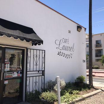 Cafe Laurel Albuquerque Menu
