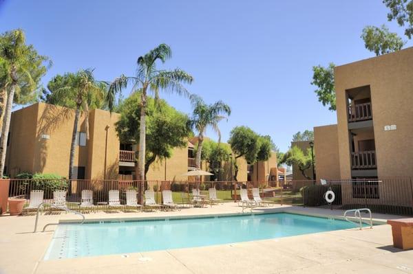 Vista Ventana 3221 W El Camino Dr Phoenix, AZ Apartments - MapQuest