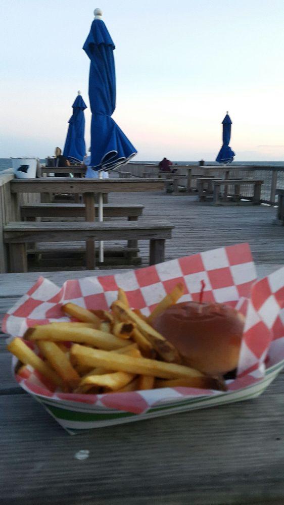 Molly's Beachside Bar And Grill: 2717 W Fort Macon Rd, Atlantic Beach, NC