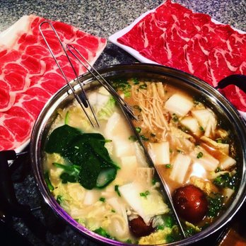 Heat Shabu Baru Restaurant Menu